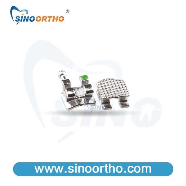 Tang Series MIM Mesh Metal Brackets